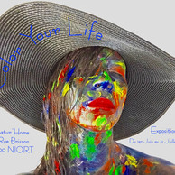 """Exposition : """"Color your life"""""""