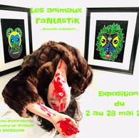 "Exposition : ""Animaux Fantastik"""