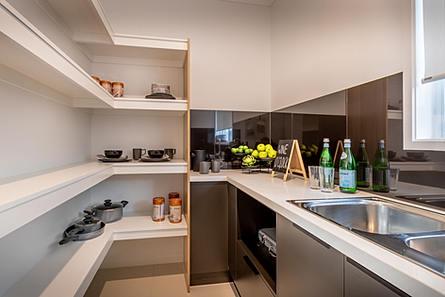Interior Design Photography - Kitchen