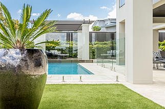 Pool Design & Landscaping Photography
