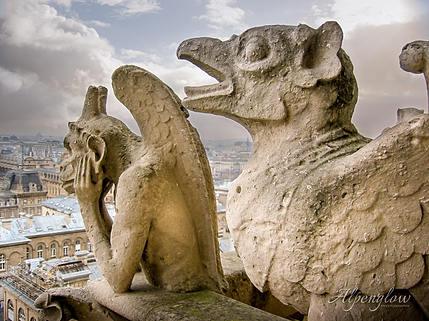 Architectural Photography - Notre Dame, Paris