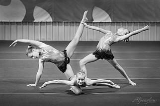 Artistic Acrobatic Gymnasts