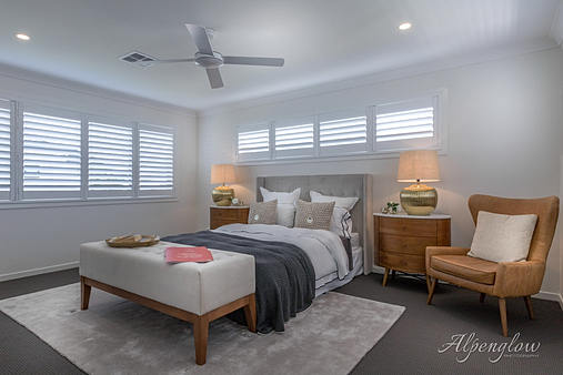 Interior Design Photography - Bedroom