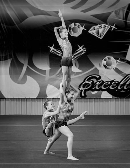 Unbelievable Acrobats