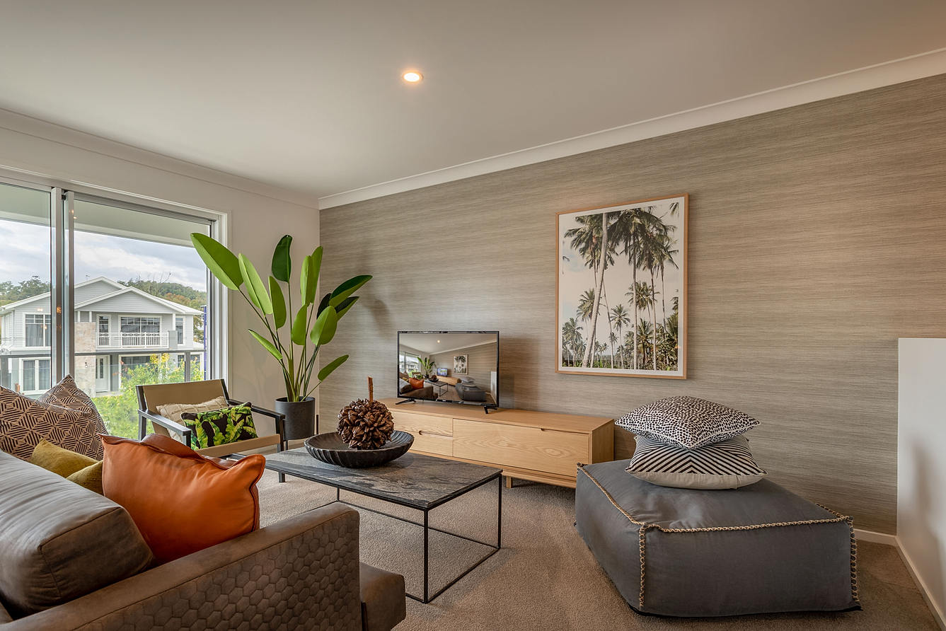 Interior Design Photography - Lounge Room
