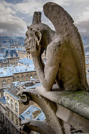City Scape Photography - Notre Dame, Paris