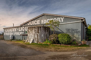 The Suttons Apple Juice Factory in Applethorpe, Queensland