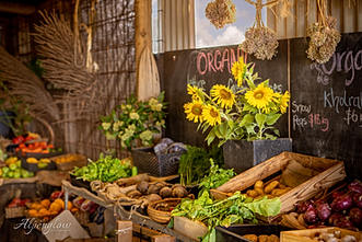 Farm Fresh Produce by Alpenglow Photography