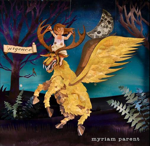 URGENCE- album cover design