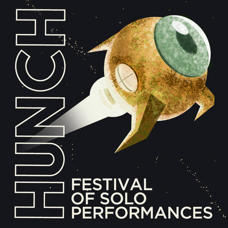 HUNCH FESTIVAL-Illustration and text design