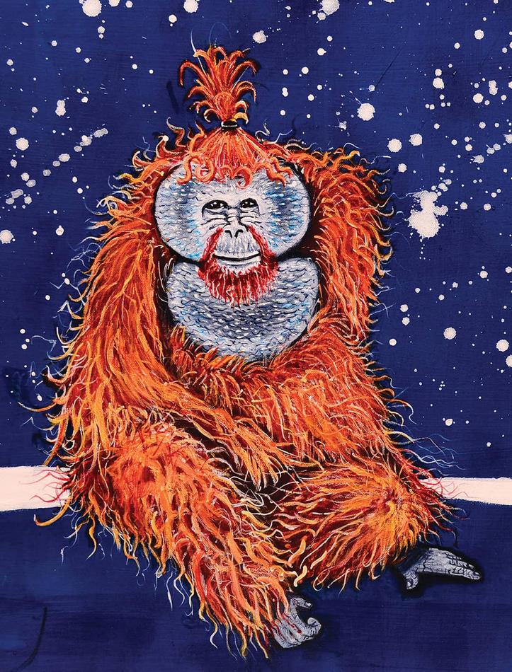 Orangutanman