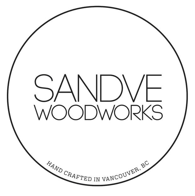 Sandve Woodworks wordmark