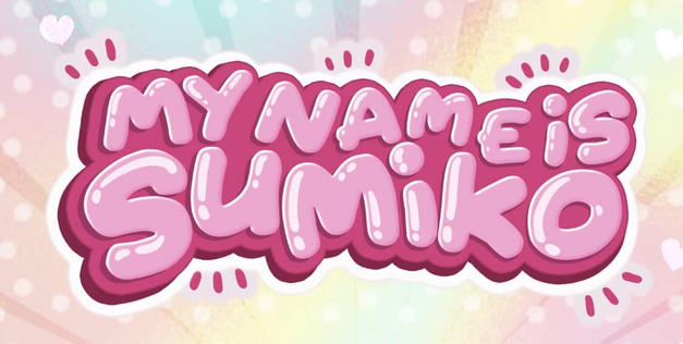 My Name is Sumiko title design