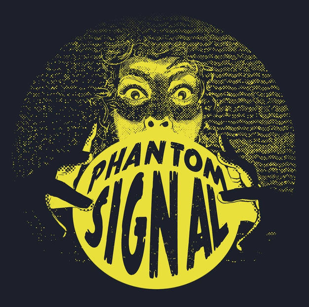 Phantom Signal t-shirt graphic