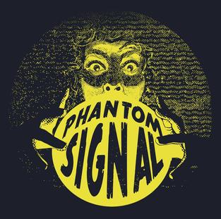 Phantom Signal t-shirt graphic