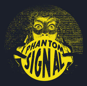 PHANTOM SIGNAL- Merchandise design