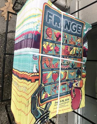 fringe 2018-stack of programs.jpg