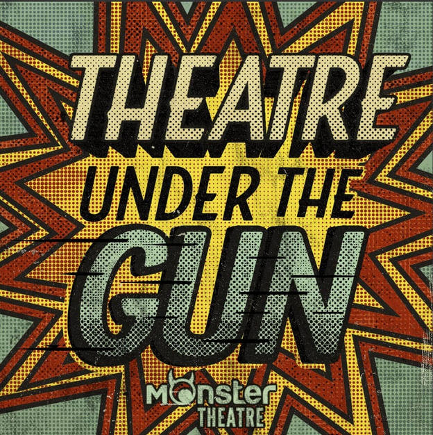 Theatre Under The Gun advertisement