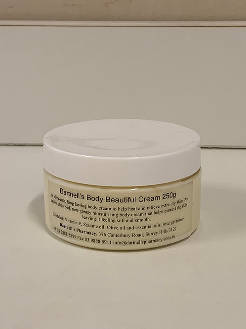 Body Beautiful cream