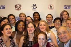 Vixens at Fox Valley Winter Banquet 2020