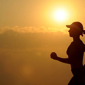 Exercise the body well enough