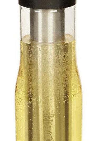 Rabbit  1 Bottle oz. Clear  Glass  Wine Carafe