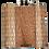 Thumbnail: 6 Oz. Wooden Hip Flask - Great White Shark
