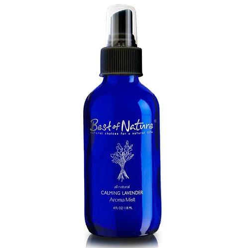 Calming Lavender Essential Oil Aroma Mist & Room Spray