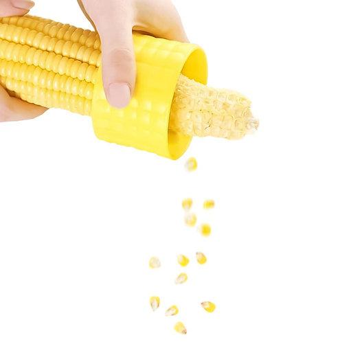 Home Gadgets Corn Stripper Cob Cutter Remove Kitchen Accessories Tools