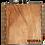 Thumbnail: 6 Oz. Wooden Hip Flask (Mt. Rainier in Mahogany & Black Walnut)