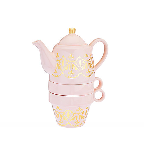 Taylor™ Casablanca Pink Tea for Two by Pinky Up®