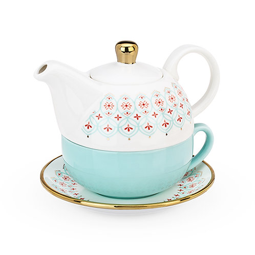 Addison™ Arabesque Tea for One Set by Pinky Up®