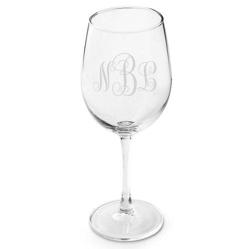 Personalized Wine Glasses - White Wine - Glass - 19 Oz.