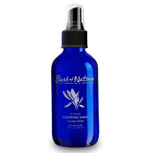 Clearing Sage Essential Oil Aroma Mist & Room Spray