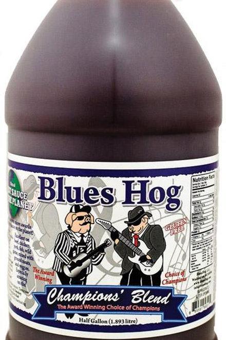 Blues Hog  Champions' Blend  BBQ Sauce  64 oz.