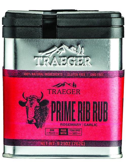 Traeger  Rosemary and Garlic  Prime Rib Rub  9.25 oz.