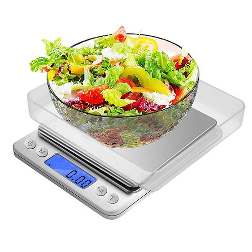 Food Scale Digital Kitchen Scale Weight Grams for Cooking Baking SP