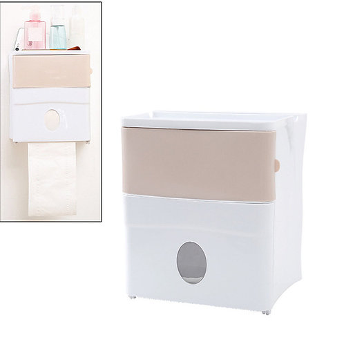 No Trace Bathroom Kitchen Shelf Storage Rack