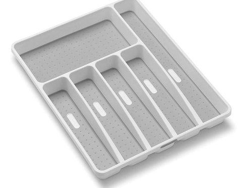 Madesmart  1.9 in. H x 12.9 in. W x 16 in. L White  Plastic