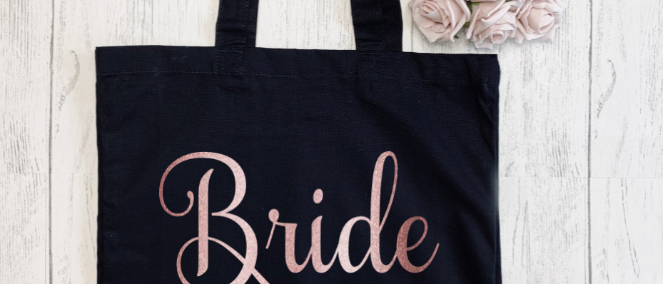 Bride To Be Canvas Classic Shopper