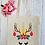 Thumbnail: Christmas Reindeer Unicorn Canvas Classic Shopp