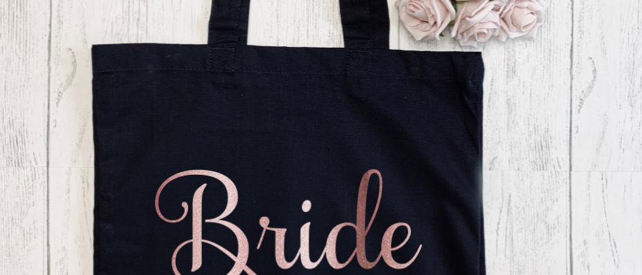 Bride Canvas Classic Shopper