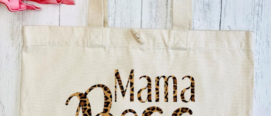 Mama Boss Organic Marina Tote