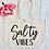Thumbnail: Salty Vibes Organic Marina Tote