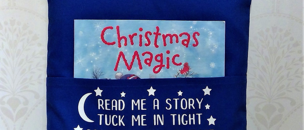 Personalised Pocket Reading Cushion - Cover Only