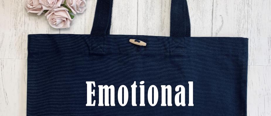 Emotional Baggage Organic Marina Tote