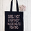 Thumbnail: Kung Fu Fighting Canvas Classic Shopper