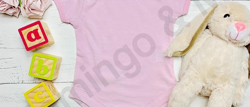 Larkwood Baby Bodysuit - Mock Up