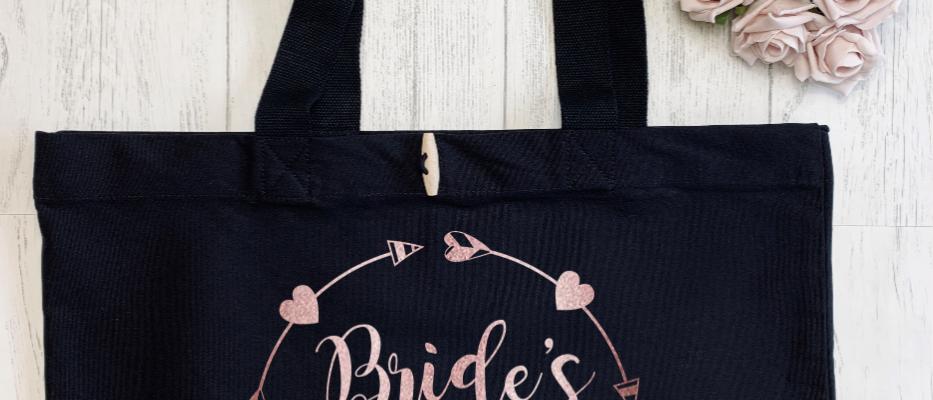 Bride's Babes Organic Marina Tote