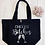 Thumbnail: Sweary Cheers Bitches Organic Marina Tote